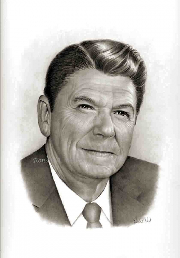 Ronald Reagan por rondawest